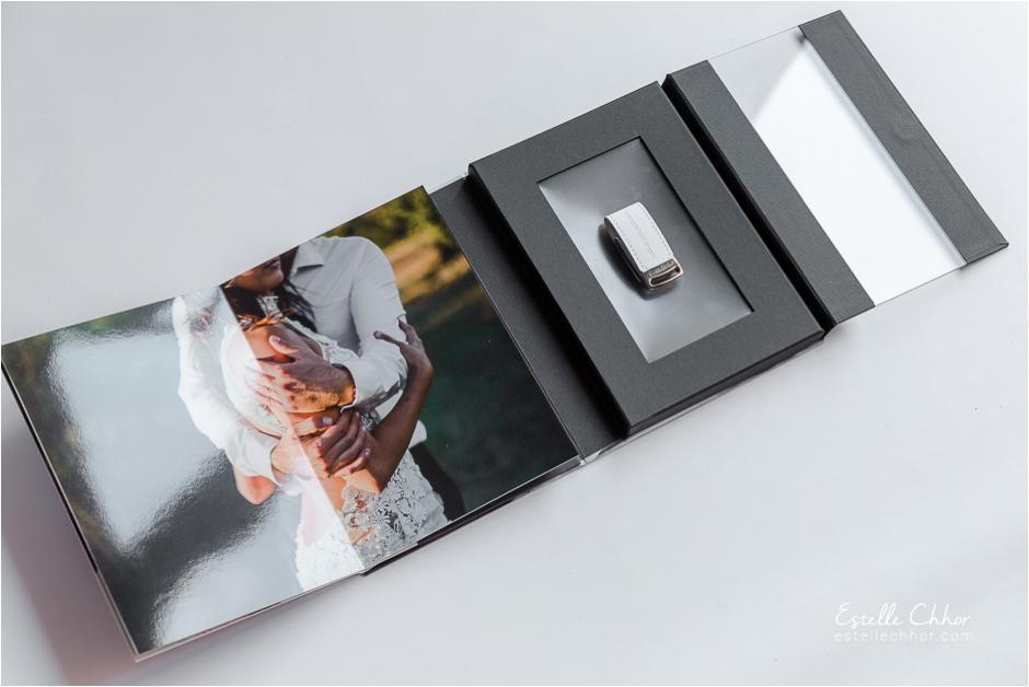 les coffrets usb pour vos photos de mariage estelle chhor photographe yvelines paris - Cl Usb Personnalise Mariage