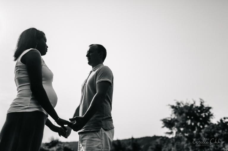 Photographe femme enceinte yvelines s ance photo grossesse for Promenade dans les yvelines