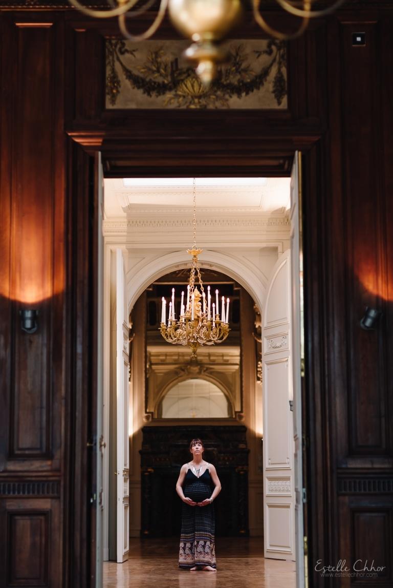 photographe grossesse paris luxe