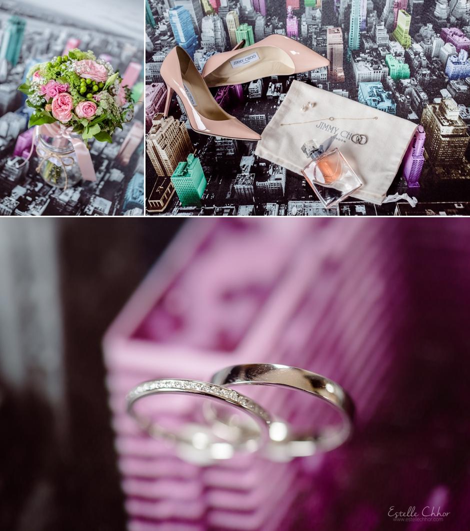Photographe mariage Jouars Pontchartrain, Yvelines 78 : Mélanie ...