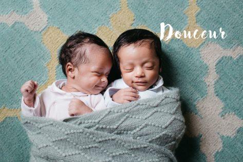 cadeau original pour naissance de jumeaux
