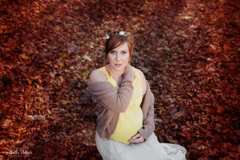 photos artistiques de grossesse