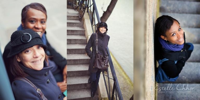 séance photo entre copine paris