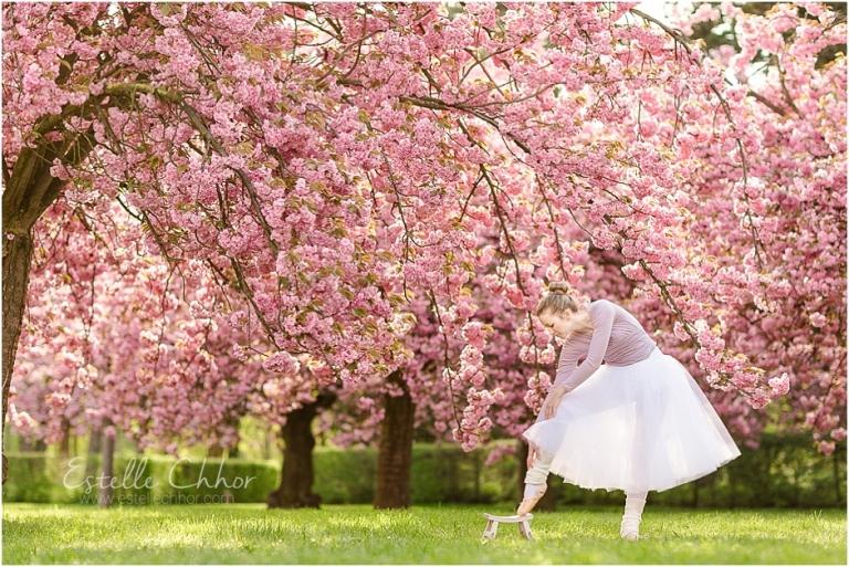 séance photo danseuse paris