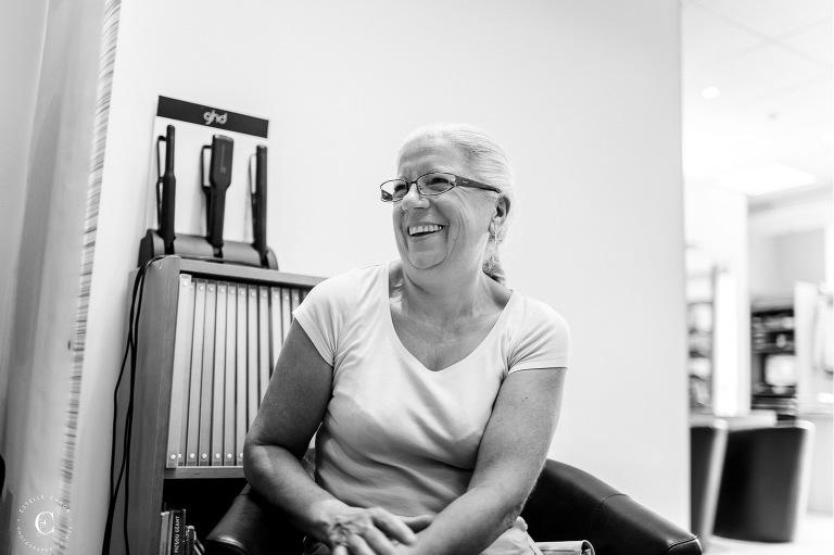 sourire maan de la mariée photographe montpellier