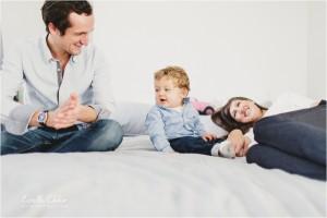 reportage famille paris