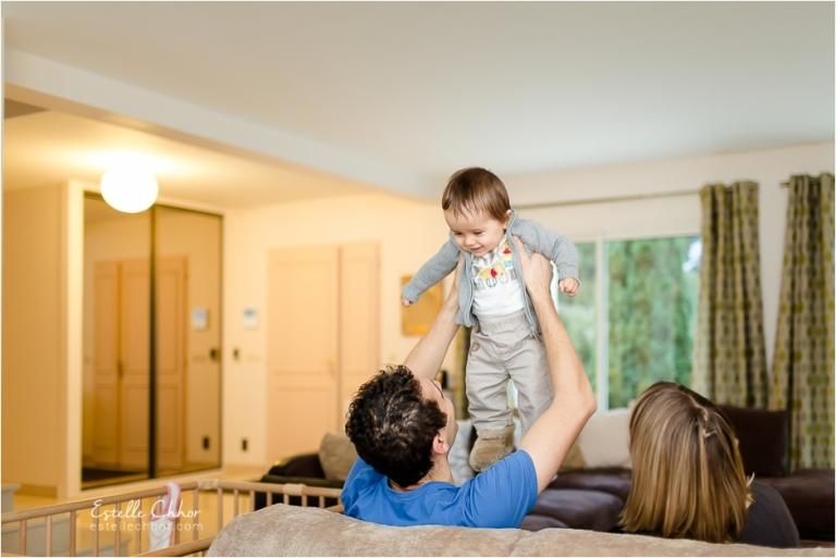 photographe bébé saint rémy les chevreuse