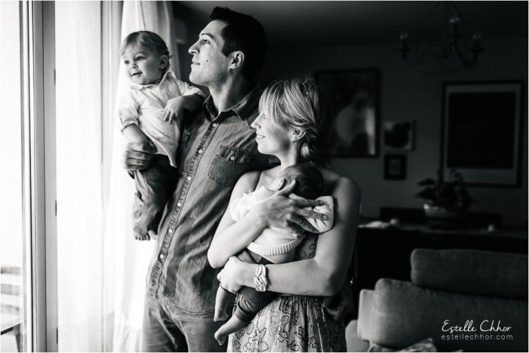 photographe famille à domicile paris