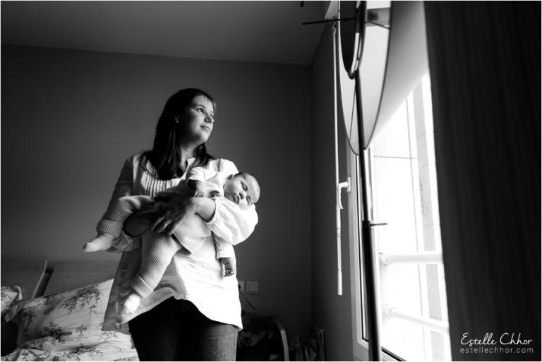 photographe domicile bébé