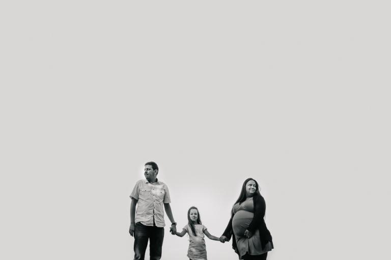 seance photo grossesse famille Massy essone 91