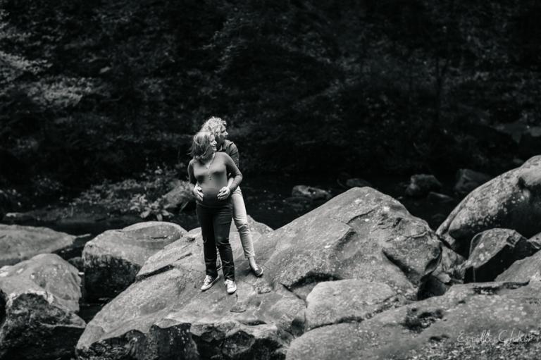 photographe grossesse homoparentale