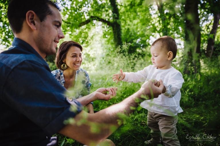 photographe bébé et famille Versailles 78