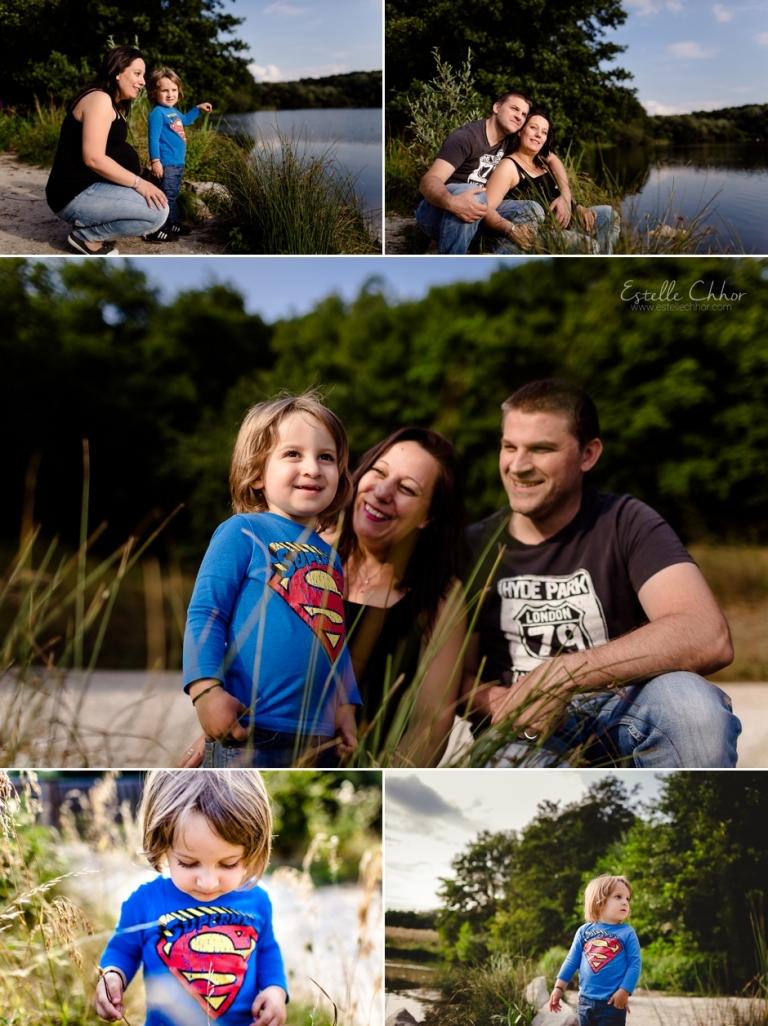 séance photo grossesse famille yvelines