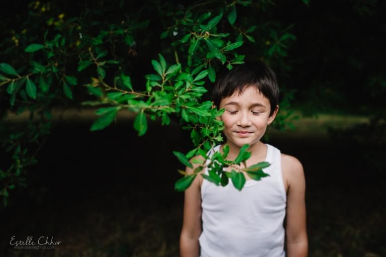 photo enfant poétique