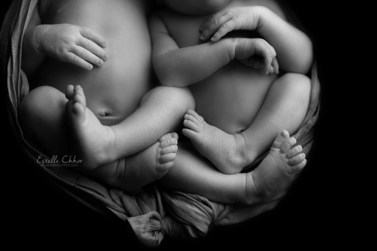 Photo bébé jumeaux paris
