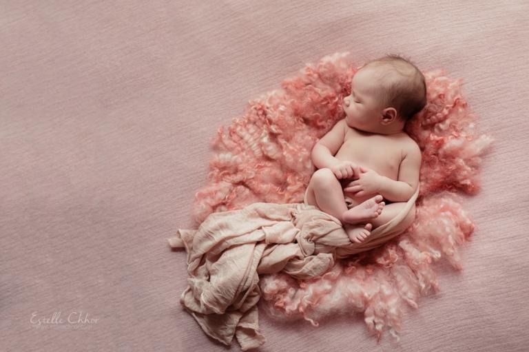 photographe portrait bébé