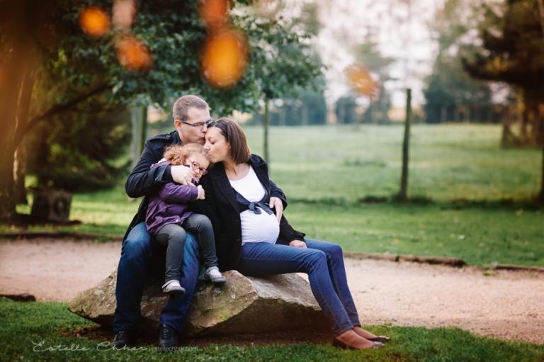 photographe femme enceinte versailles
