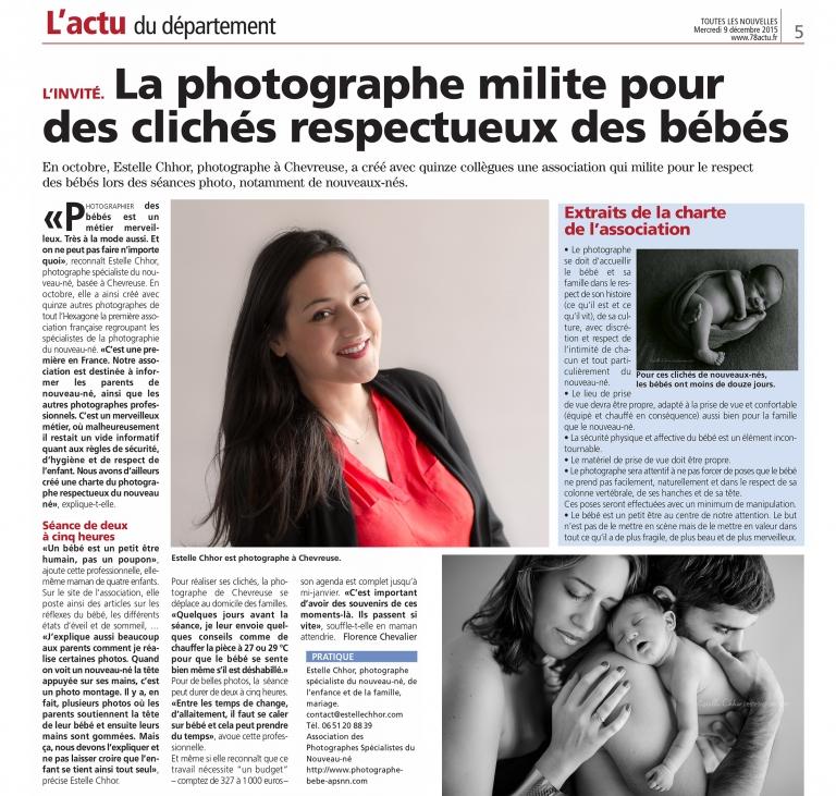 JOURNAL LES NOUVELLES ARTICLE copie copie