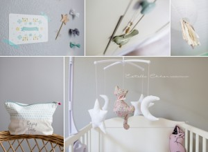 deco-chambre-skandinave-bebe-fille 8   Estelle Chhor ...