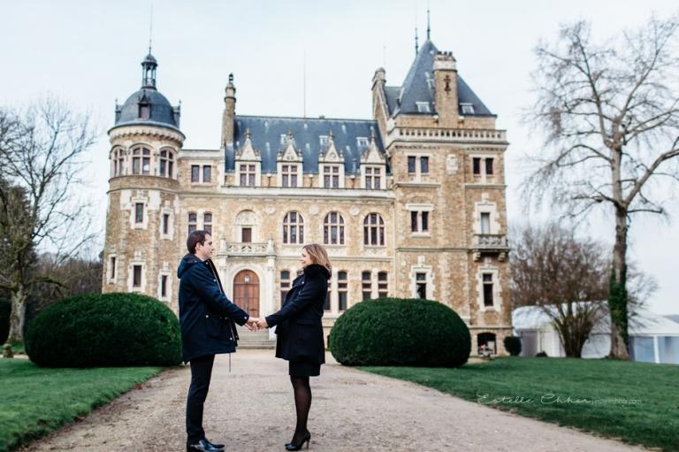 mariage chateau de meridon chevreuse yvelines