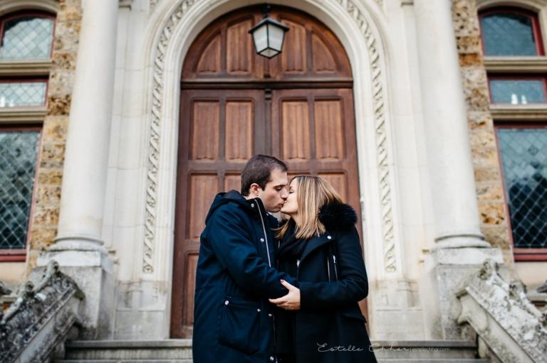 mariage au chateau de méridon Yvelines