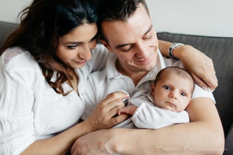 photographe bébé domicile Versailles