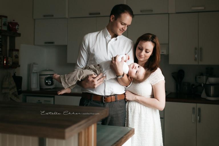 séance photo famille à domicile Yvelines