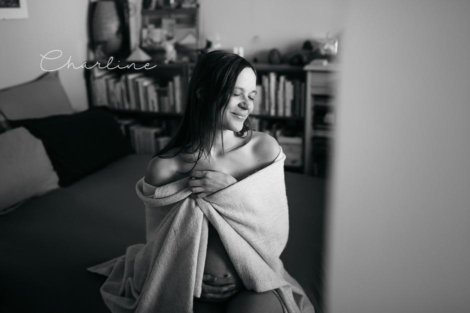 photos femme enceinte paris photographe maternit domicile estelle chhor photographe. Black Bedroom Furniture Sets. Home Design Ideas