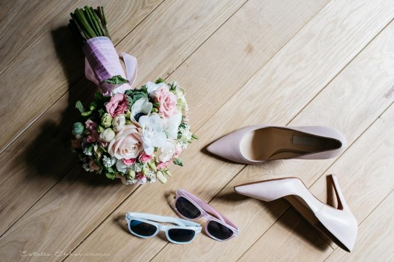 bouquet mariage fleuriste du coin sceaux
