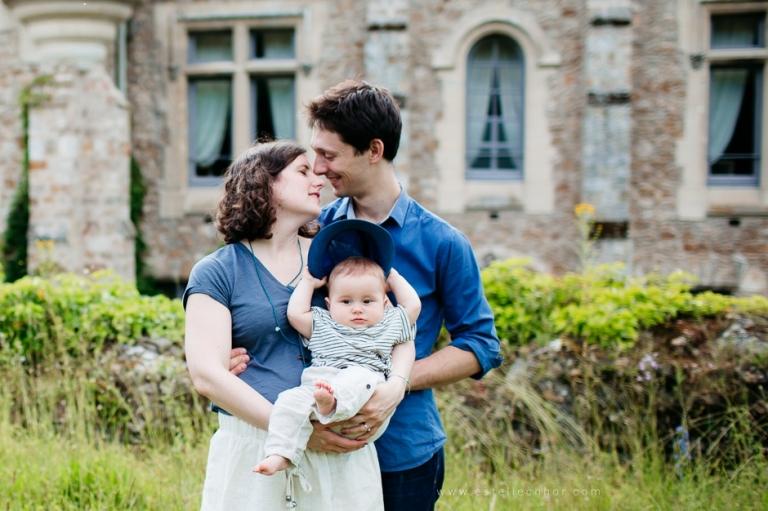 photographe famille vallée de chevreuse