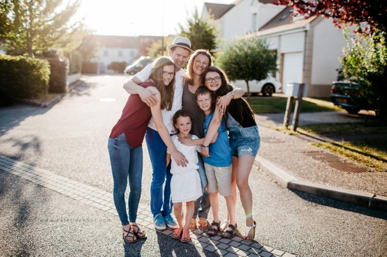séance photo famille à offrir