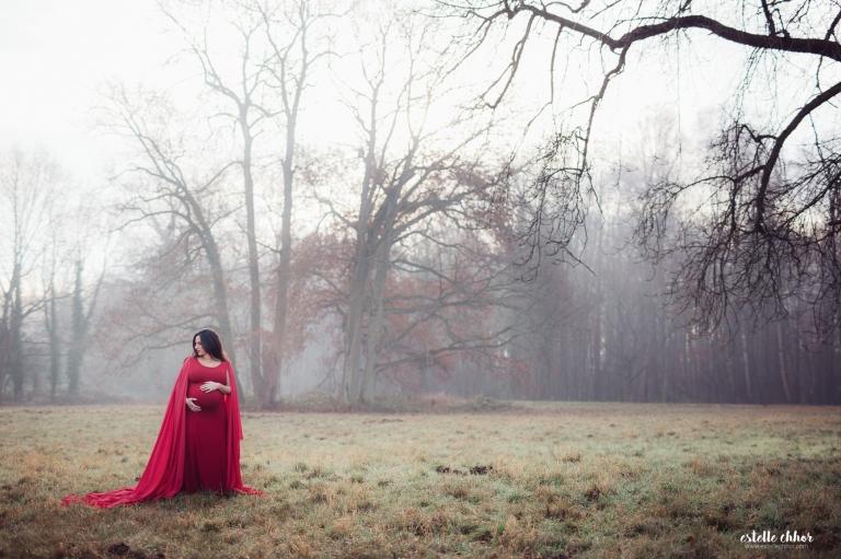 jolie robe de grossesse