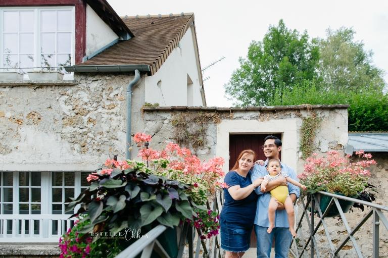 photographe famille chevreuse