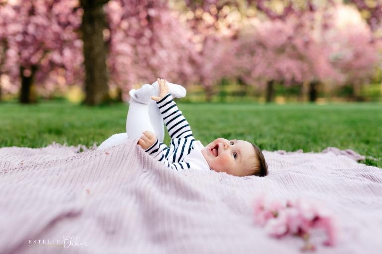 Photographe b b sceaux cerisiers en fleurs estelle chhor photographe yvelines paris - Parc de sceaux cerisiers en fleurs 2017 ...