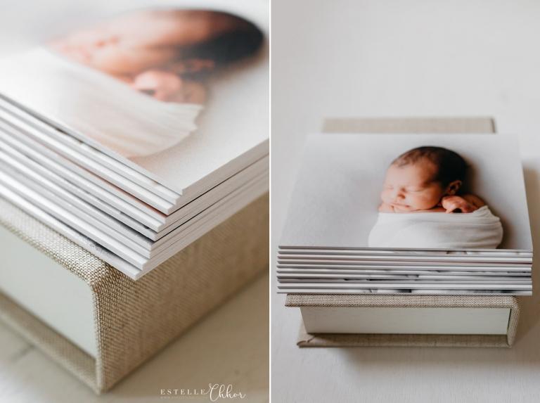 photos artistiques nouveau-né