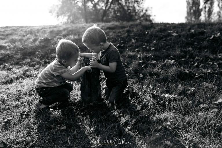 photos enfants jumeaux paris
