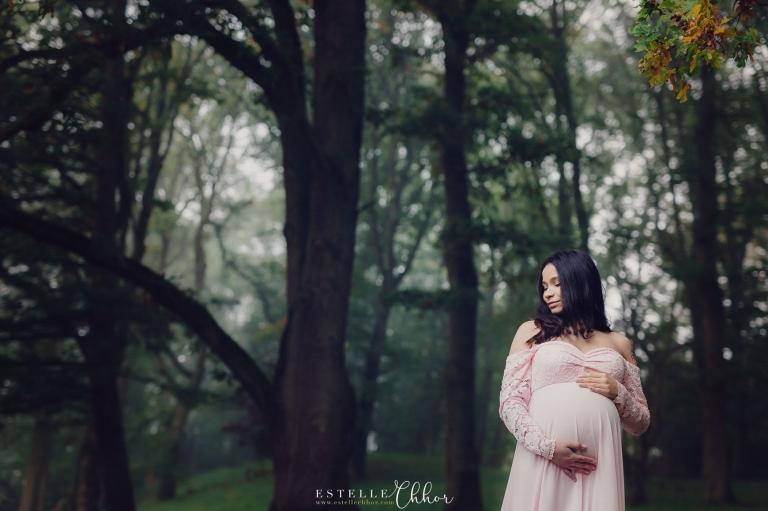 robe pour shooting de grossesse