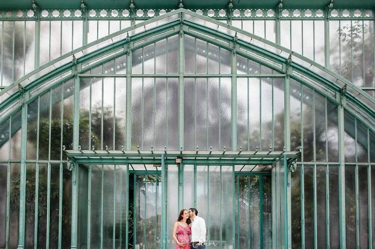 photos de grossesse en extérieur paris insolite