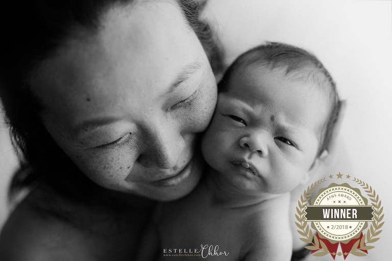 meilleur photographe naissance paris