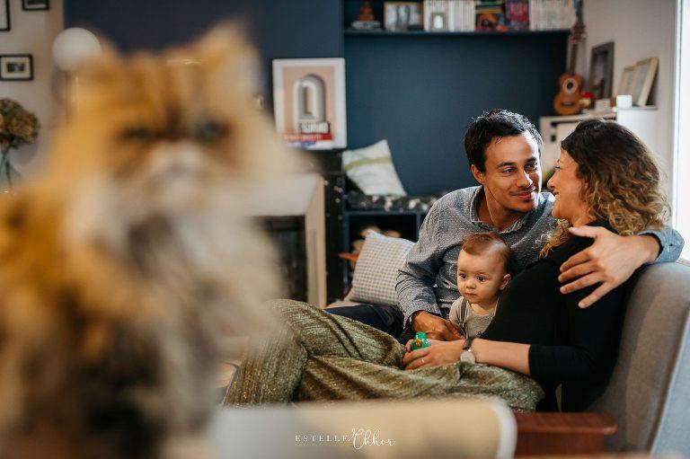 photos de famille a domicile hérault