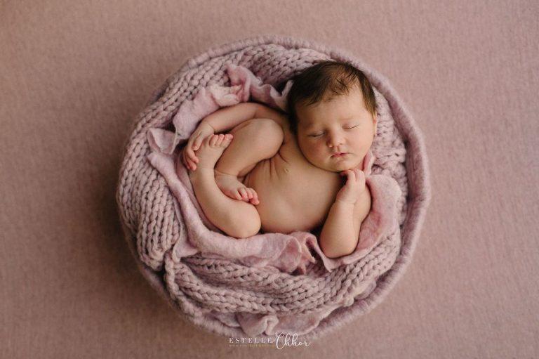 photo de qualité bébé