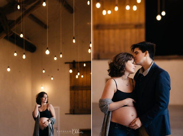 photographe maternité hérault