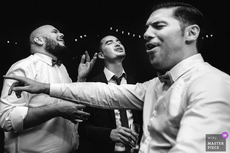 bon photographe soirée mariage montpellier