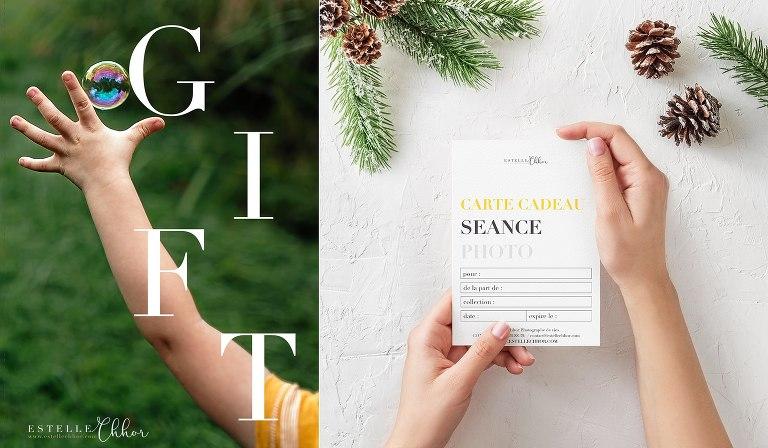 carte cadeau séance photo montpellier