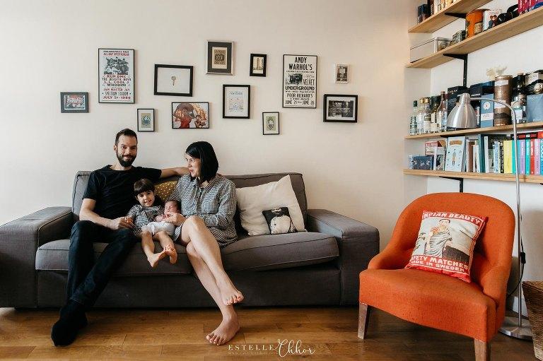 photographe bébé famille domicile montpellier