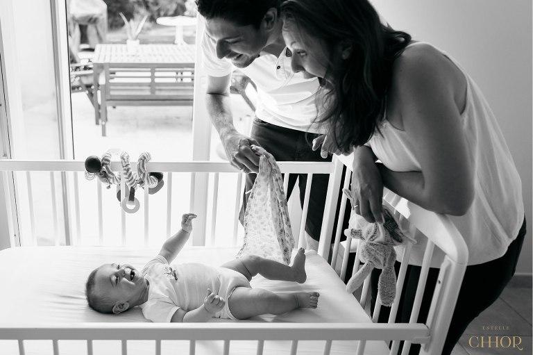 photographe quotidien famille sans poser