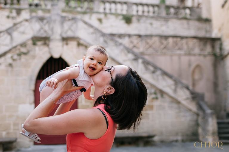 photographe bébé sommières